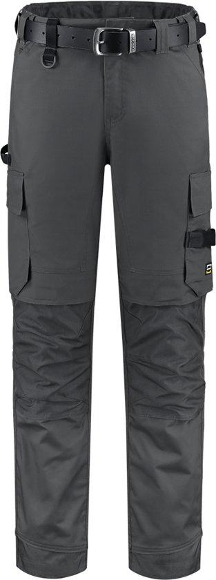 Tricorp Werkbroek Twill Cordura Stretch 502020 Donkergrijs - Maat 52