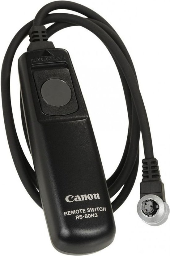 RS-80N3 CAMERA REMOTE SWITCH
