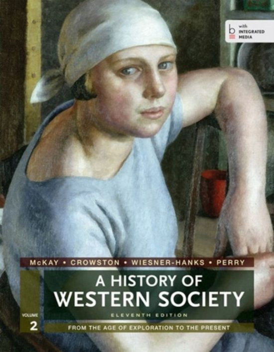 Afbeelding van A History of Western Society, Volume 2