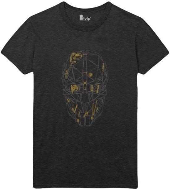 Dishonored 2 T-Shirt Corvo Blueprint (Maat L)