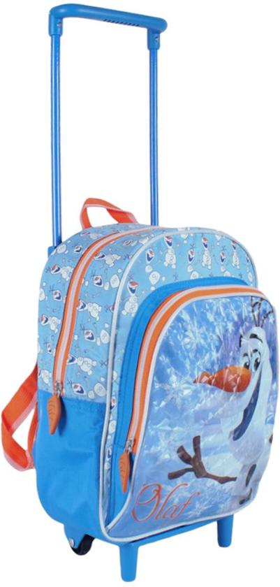 95bd355661d bol.com | Disney Frozen Olaf Trolley Rugzak School Tas 2-5 Jaar