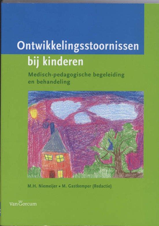 Boek cover Ontwikkelingsstoornissen bij kinderen van M.H. Niemeijer