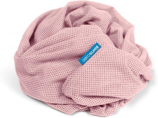 Aerosleep Hoeslakentje 60x120 cm - Pink