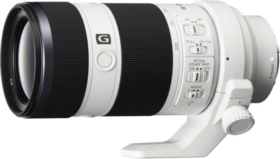 Sony E 70-200mm f/4 G OSS SEL