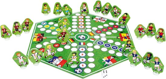 Small foot Ludo wk voetbal
