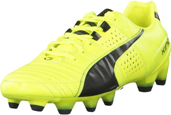 e6dd4b3b4eb bol.com | Puma Voetbalschoenen - safety yellow-black - 44