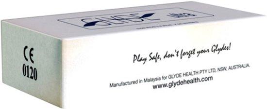 Grootverpakking Glyde Natural condooms
