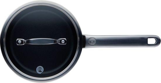 """MasterChef Hard Anodised Steelpan à 20 cm """