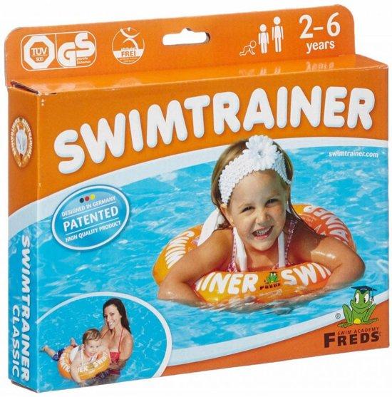 Freds Zwemtrainer - Oranje - 15 tot 30 kg