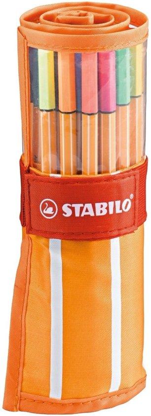 Stabilo pennen - etui 30 stuks