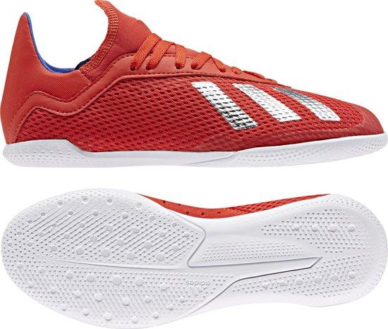 1cf6b4641f7 adidas - X Tango 18.3 Indoor Voetbalschoenen - Kinderen - Maat 38 2/3