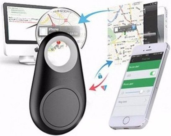 iTag Key Finder Sleutel GPS Tracker Apple en Android