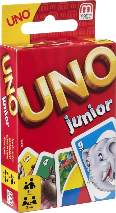 how to play uno junior