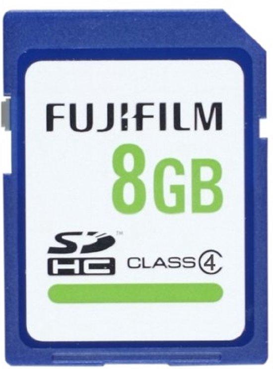Fujifilm SD kaart 8 GB