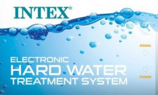Intex Pure Spa Jet Massage + Hard Water System