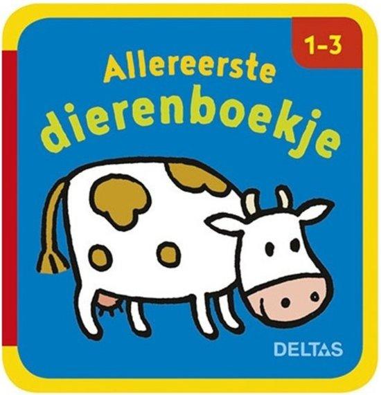 Allereerste dierenboekje 1 3 j