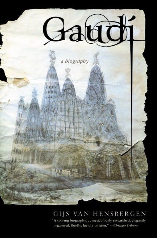 a review of the book gaudi by gijs van hensbergen Gaudi: a biography by van hensbergen, gijs  marker on cover or bottom edge of book   9780060935634 - gaudi a biography by gijs van hensbergen.
