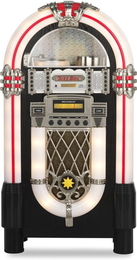 RICATECH RR950 Full size Retro jukebox