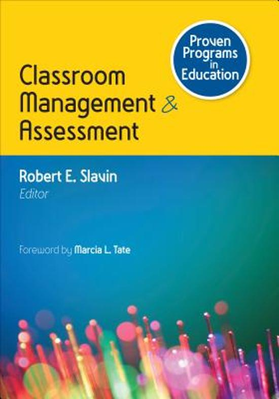 Proven Programs in Education