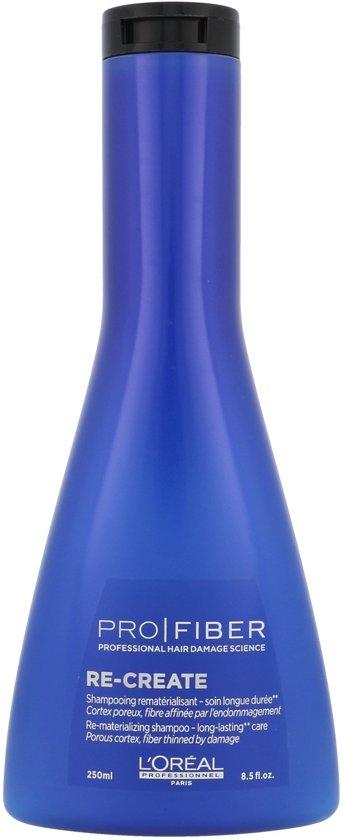 PROFIBER RECREATE re-materializing shampoo 250 ml