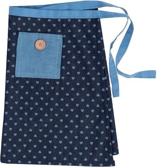 The Great British Sewing Bee Maak Je Eigen Rok Blauw 4-delig