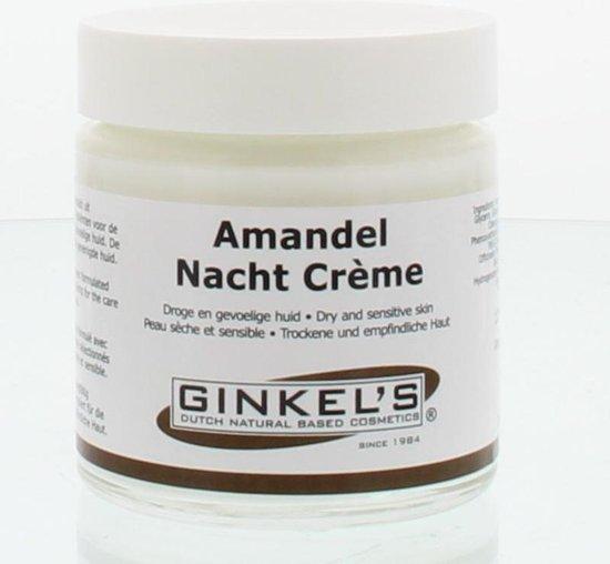 Ginkel's Amandel - 120 ml - Nachtcrème