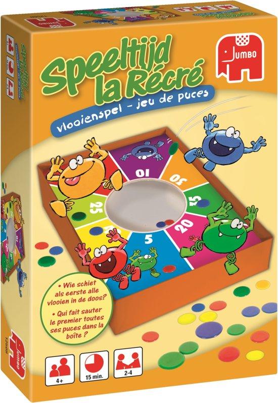Jumbo Speelkwartiertje vlooienspel voor kleine kinderen