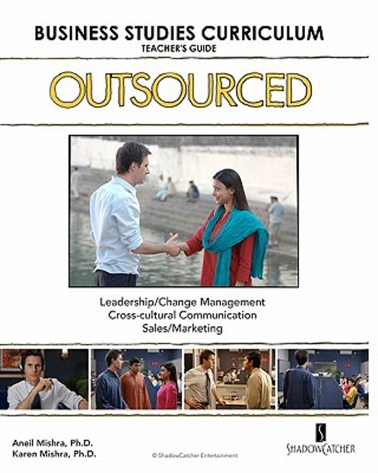 cross cultural in outsourced film Given that feature films can enhance the teaching of intercultural communication 2006 comedy film, outsourced cross-cultural sensitivity using film-based.