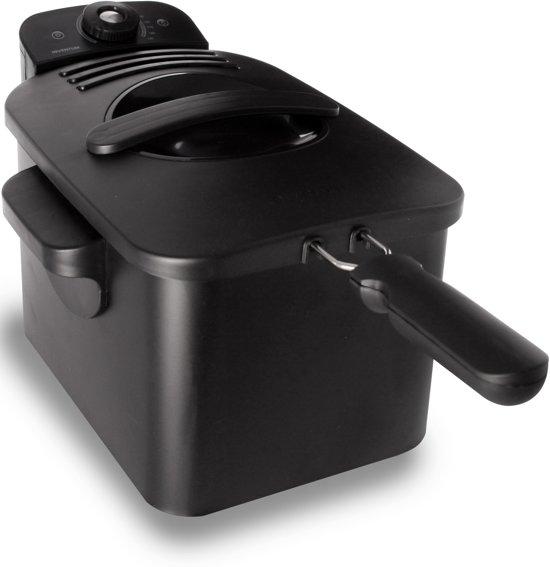 Inventum GF431B - Frituurpan - Zwart