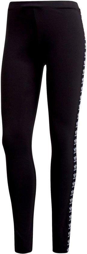 2c7e944463e adidas Trefoil Legging Dames Sportbroek - Maat M  --CONVERTVolwassenenVolwassenen - zwart/wit
