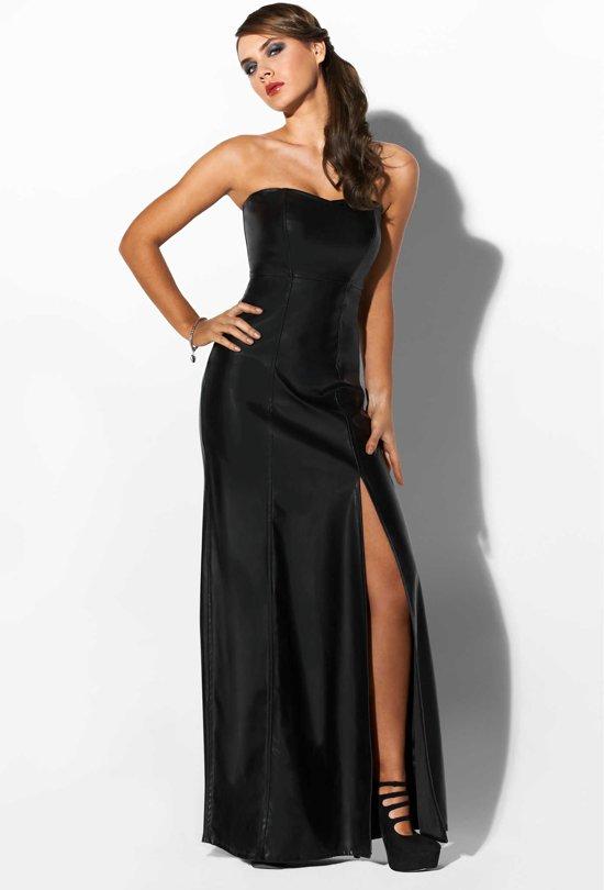 Lange jurken zwart