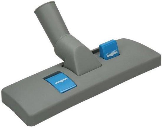 Combi zuigmond geschikt voor Nilfisk stofzuiger alle 32mm modellen - grijs
