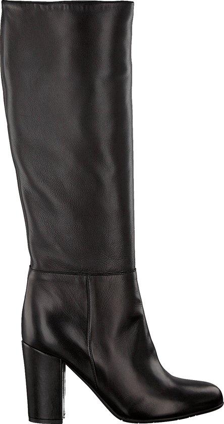 Omoda Dames Hoge Laarzen Af 100 Lis - Zwart - Maat 40