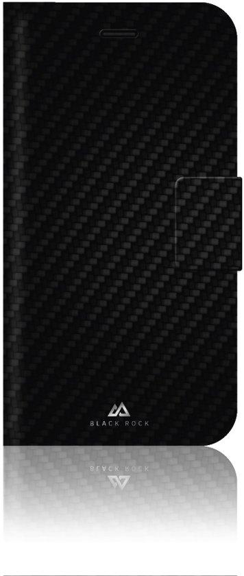 Black Rock Wallet Material Flex Carbon iPhone 7 zwart