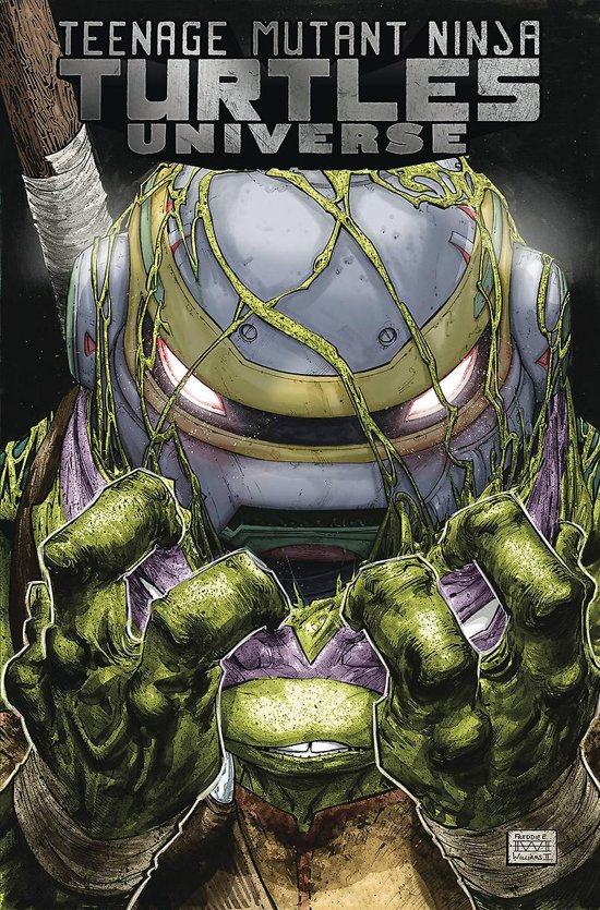Teenage mutant ninja turtles universe (02): the new strangeness
