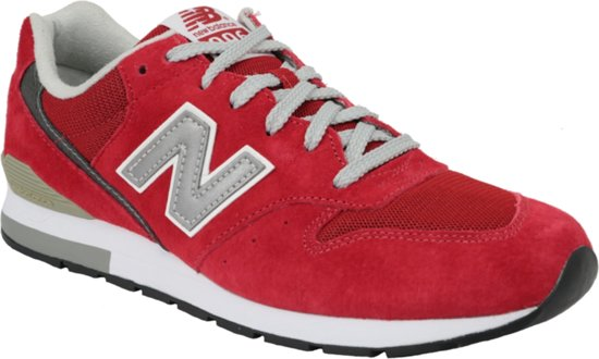 New Balance MRL996AR, Mannen, Rood, Sneakers maat: 44 EU