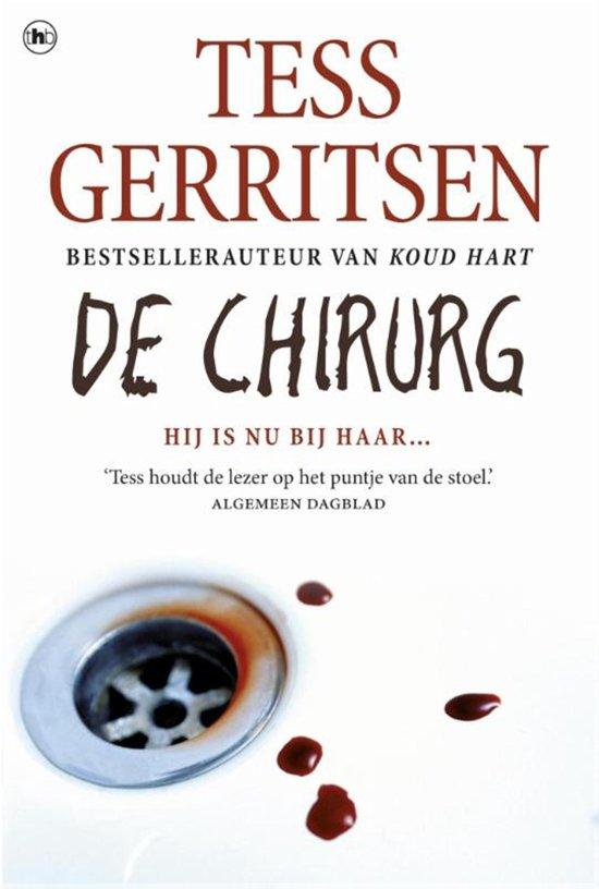Boek cover Rizzoli & Isles 1 - De chirurg van Tess Gerritsen (Onbekend)