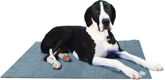 Scruffs Koelmat Hond - Grijs - XL: 120 x 75 cm