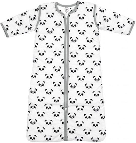 Panda Dreams Winterslaapzak - grijs - 70 cm