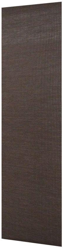 Woonexpress Bamboe Wenge - Paneelgordijn - Zwart - 60x300 cm - Per stuk