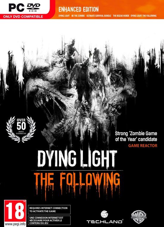 Dying Light: The Following - Enhanced Edition - Windows