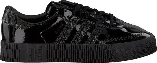 bol.com | Adidas Dames Sneakers Sambarose Wmn - Zwart - Maat 38