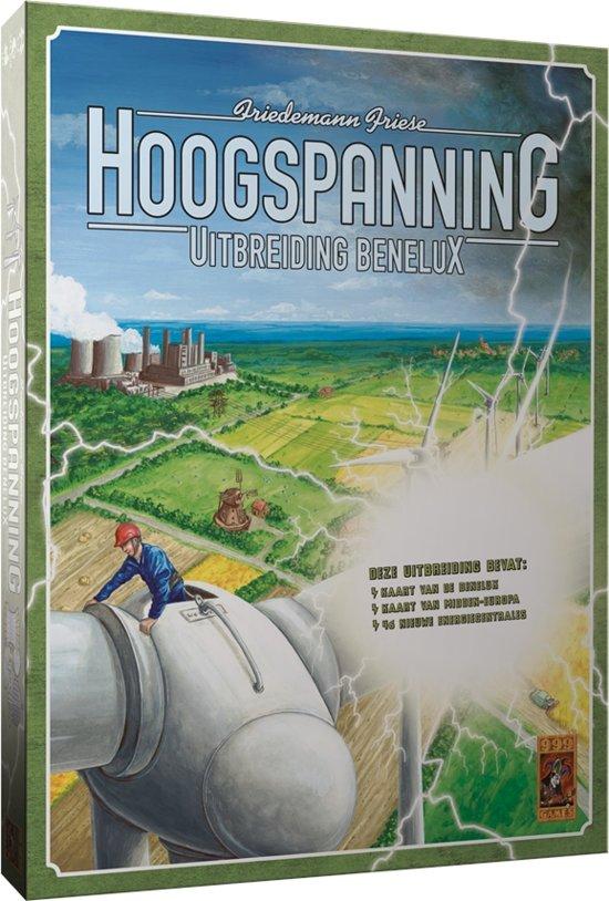 Hoogspanning Uitbreiding - Benelux