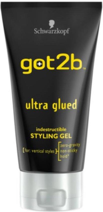 Got2b gel glued extra