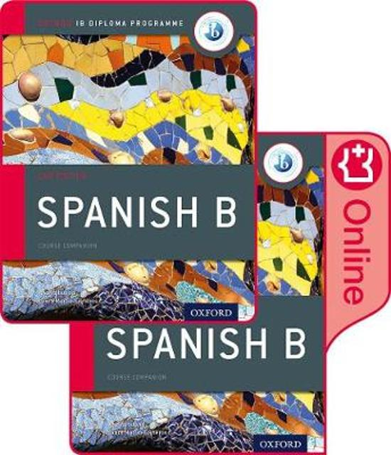 IB Spanish B Course Book Pack