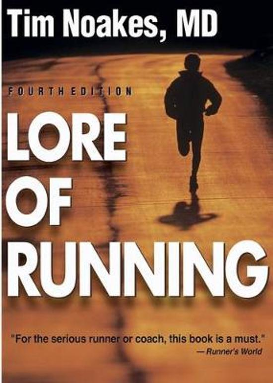 Lore of Running