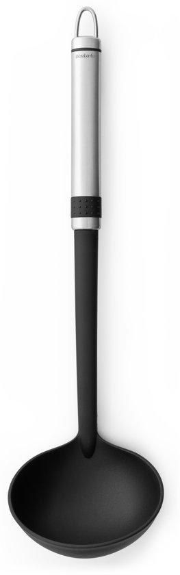 Brabantia Profile Soeplepel - Anti-aanbak - Matt Steel