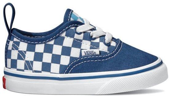 6e02d3830f2 bol.com | VANS AUTHENTIC - Blauw checkerboard - Jongens - Maat 25