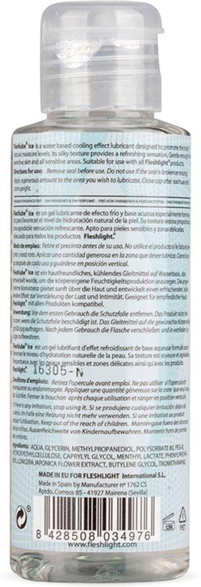 Verkoelend glijmiddel 100 ml
