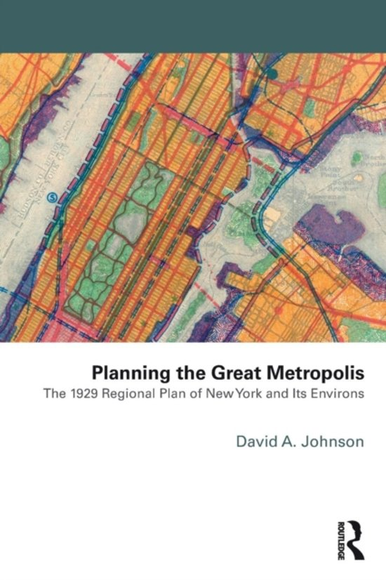Planning the Great Metropolis